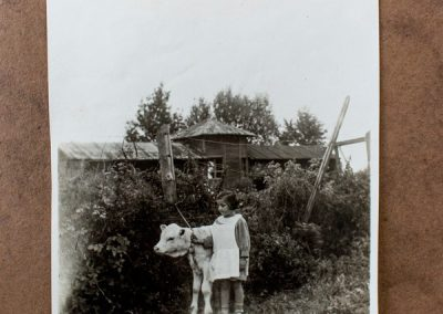 Oma Trudel 1927